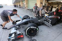 Abu Dhabi November testing