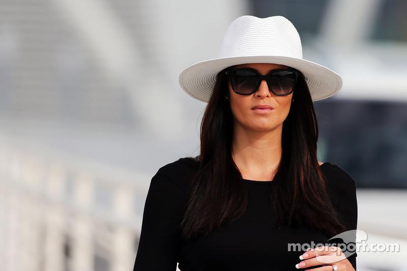 Minttu Virtanen Girlfriend Of Kimi Raikkonen Ferrari
