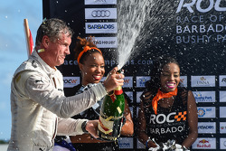 Winner David Coulthard