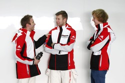 Patrick Pilet, Michael Christensen, Brendon Hartley