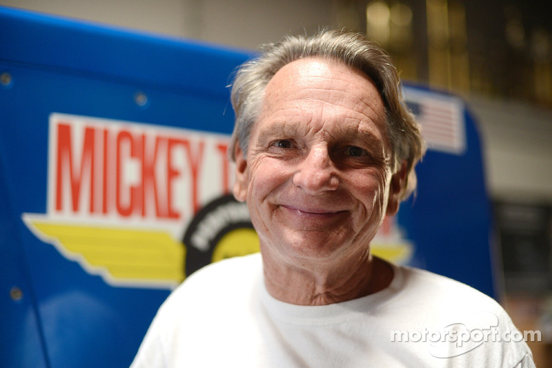 Danny Thompson, Sohn von Mickey Thompson