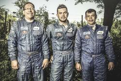 Ayrat Mardeev, Aydar Belyaev, Dmitry Svistunov
