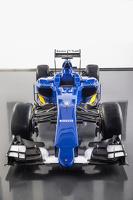 The new Sauber C34-Ferrari