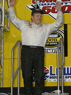 Drivers presentation: Jimmy Spencer