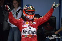 Third place finish for Rubens Barrichello