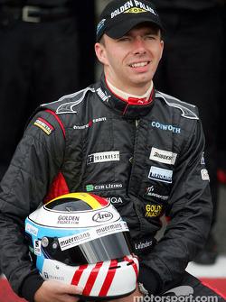 Minardi Formula 1 photoshoot: Bas Leinders