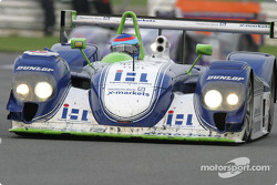 #6 Rollcentre Racing Dallara Judd: Martin Short, Joao Barbosa, Patrick Pearce