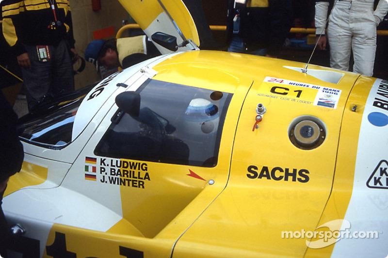#7 Joest Racing Porsche 956