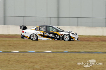 Craig Lowndes heads out