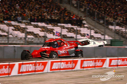 Quarter-final: David Coulthard and Casey Mears