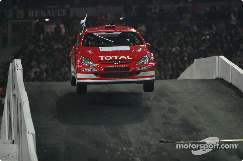 Superfinal 1: Heikki Kovalainen