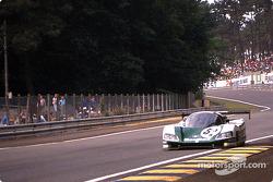 #52 WM Secateva WM P489 Peugeot: Jean-Daniel Raulet, Pascal Pessiot, Philippe Gache