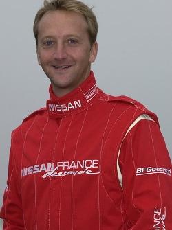 Nissan Dessoude team presentation: Benoit Rousselot