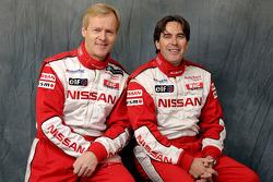 Nissan Rally Raid Team presentation: Ari Vatanen and Tiziano Siviero