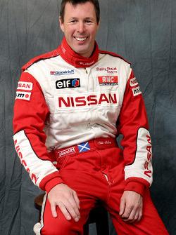 Nissan Rally Raid Team presentation: Colin McRae