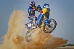 KTM team testing: Red Bull USA KTM rider Chris Blais