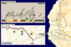 Stage 12: 2005-01-12, Kiffa to Bamako