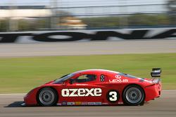 #3 Cegwa Sport Lexus Fabcar: Darius Grala, Mark Patterson, Bohdan Kroczek, Quentin Wahl
