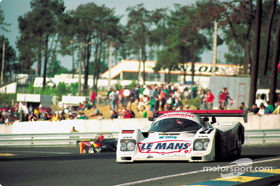 #21 Obermaier Porsche 962C: Otto Altenbach, Jrgen Oppermann, Loris Kessel