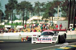 #21 Obermaier Porsche 962C: Otto Altenbach, Jürgen Oppermann, Loris Kessel
