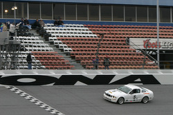 #5 Blackforest Motorsports Mustang GT: Ian James, Tom Nastasi takes the checkered flag