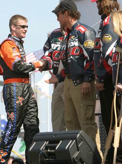 Drivers presentation: Jeff Burton