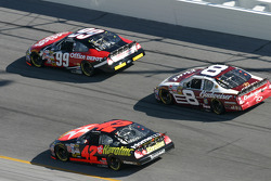 Carl Edwards, Jamie McMurray and Dale Earnhardt Jr.