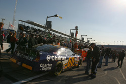 Charter Ford in the qualifying line