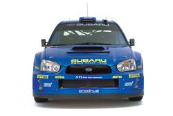 The new Subaru Impreza WRC2005