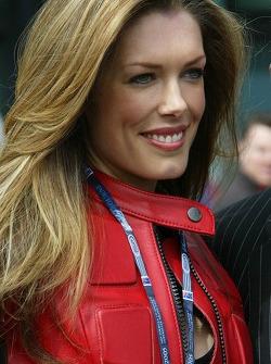 Model and author Tara Moss