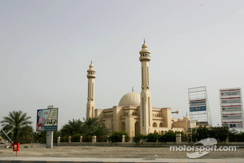 A Mosque in Manama