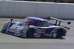#67 Krohn Racing/ TRG Pontiac Riley: Tracy Krohn, Nic Jonsson