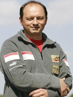 ART Grand Prix boss Frédéric Vasseur