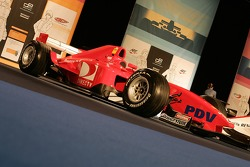 GP2 Series launch