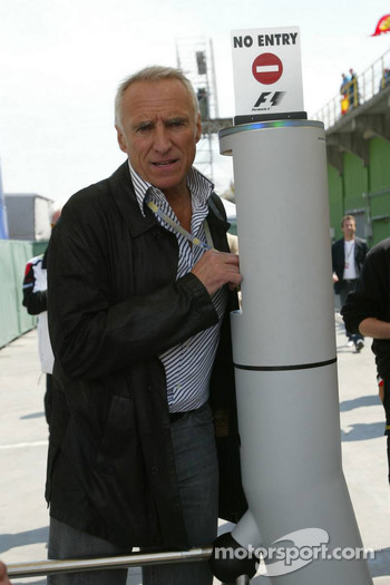 Dietrich Mateschitz, owner of Red Bull Racing