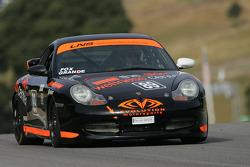 #89 Knobel Racing Porsche 996: Gavin Riches, Joe Fox, Michael Grande