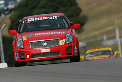 #07 Powell Motorsport Cadillac CTS-V: Normand Guindon, Marc-Antoine Camirand