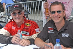 Elliott Forbes-Robinson and Butch Leitzinger