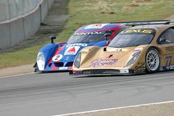 #2 CITGO - Howard - Boss Motorsports Pontiac Crawford: Andy Wallace, Milka Duno, #77 Doran Racing Lexus Doran: Fabrizio Gollin, Matteo Bobbi