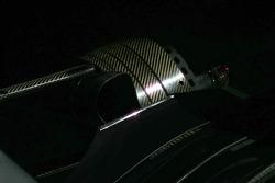 Detail of a McLaren disk brake