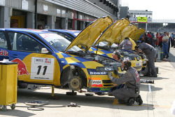 SEAT repair time