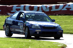 Branden Peterson (#49 Honda Civic Si)