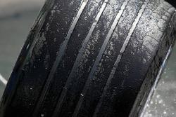 Michelin tire preparation