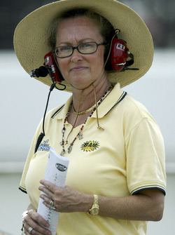 Owner of BAM Racing Beth Ann Morenthau