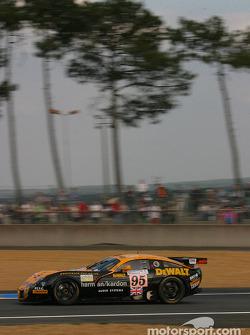 #95 Racesport Peninsula TVR Tuscan 400R: John Hartshorne, Richard Stanton, Piers Johnson