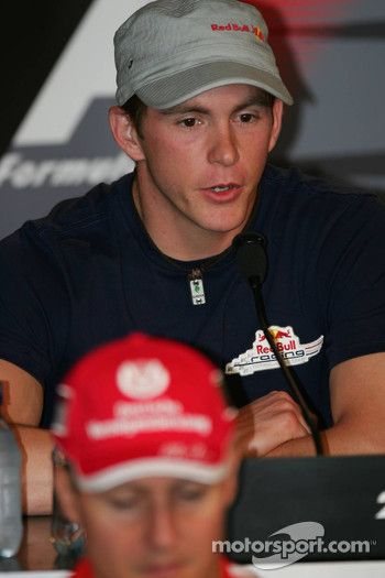Thursday FIA press conference: Scott Speed