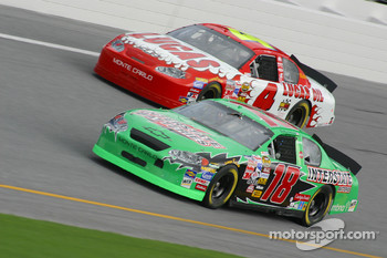 Bobby Labonte and Mike Wallace
