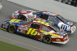 Greg Biffle and Elliott Sadler