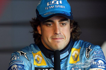 Press conference: pole winner Fernando Alonso