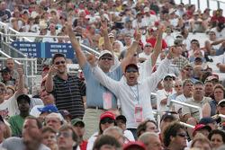 Fans at Nashville